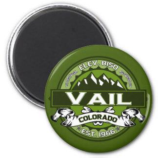 Vailのロゴの磁石 マグネット