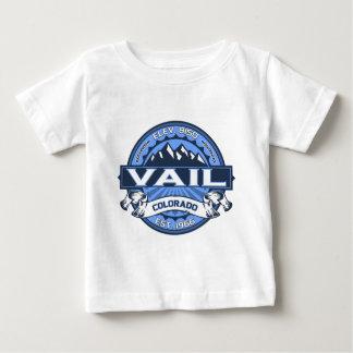 Vailの青 ベビーTシャツ