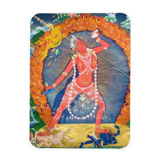 Vajrayoginiのチベットの仏教の神 マグネット