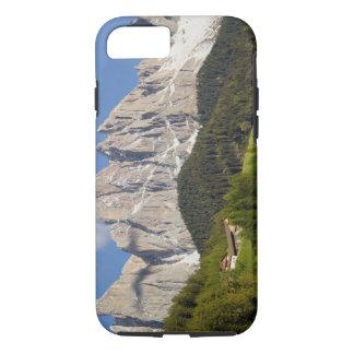 ValのディディミアムFunes、Villnosstalのドロマイト、イタリア iPhone 8/7ケース
