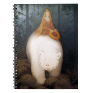 Valemonシロクマ王 ノートブック