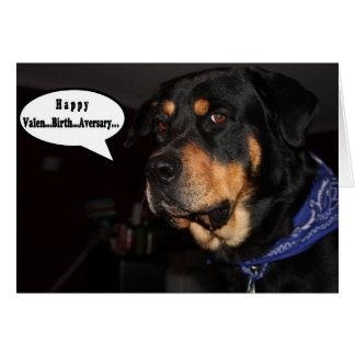 Valenの幸せな…誕生… Aversary グリーティングカード