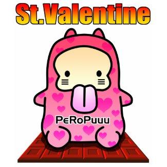 Valentine PeRoPuuu3 shirt
