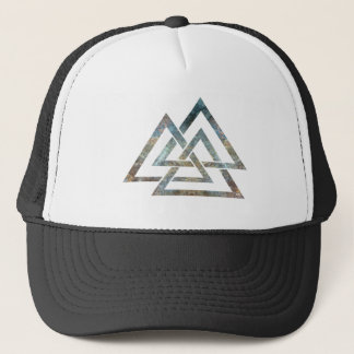 Valknutの帽子 キャップ
