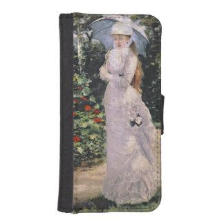 Valtesse de la Bigne 1889年夫人 iPhoneSE/5/5sウォレットケース