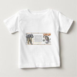 ValxArtの(占星術の)十二宮図のヤンの蟹座の金属Bull 1961 2021年 ベビーTシャツ