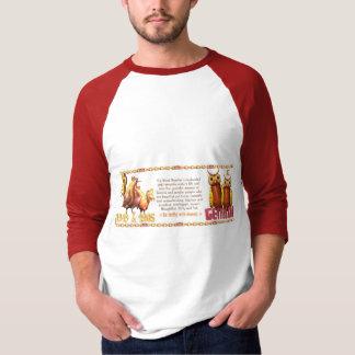 ValxArtの(占星術の)十二宮図の木製のオンドリの生まれるジェミニ1945 2005年 Tシャツ