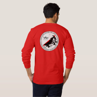 VAM: マッターホルンMontaniersへの代表団: Zermatt Tシャツ