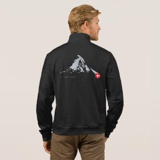 VAM: マッターホルンZermattのスイス人のティー ジャケット