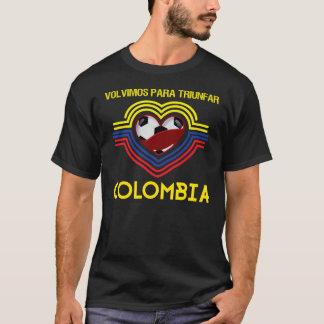 Vamosコロンビア。! Tシャツ