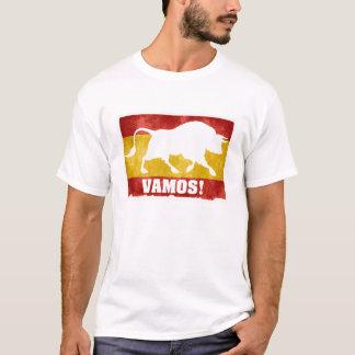 VAMOS! スペイン Tシャツ
