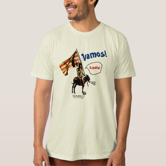 VAMOS!España! No.8 Tシャツ