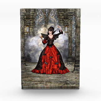 Vamp女性 表彰盾