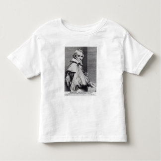 van Dyck'sからのOrazio Gentileschi、 トドラーTシャツ