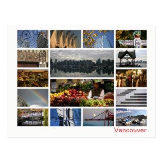 Vancouver multi-image ポストカード
