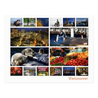 Vancouver multi-image 2 ポストカード