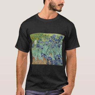 vangoghirises2ゴッホsはヴィンチェンツォウィレムをv絞ります tシャツ