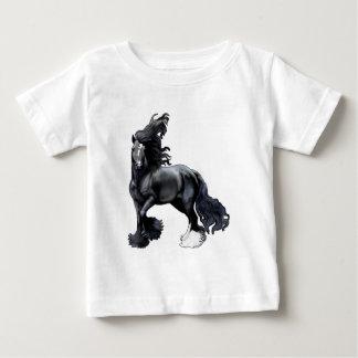 Vannerのジプシーのブラックジャック ベビーTシャツ