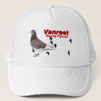 Vanreetの競争ハト キャップ