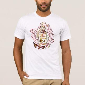 Vanwizleの白鷺の鳥 Tシャツ