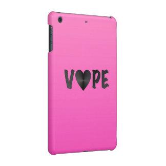 Vapeのかわいらしいピンクの黒いハート