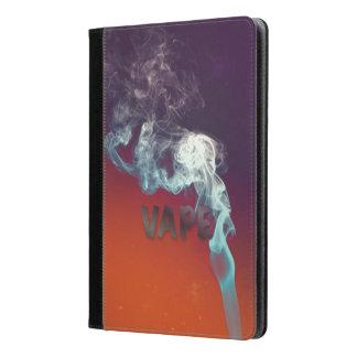 Vapeのトリップ(幻覚体験)のようなな雲 iPad Airケース