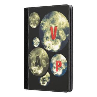Vapeの円の煙 iPad Airケース