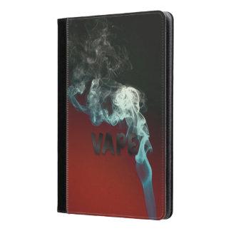 Vapeの黒く赤い雲 iPad Airケース