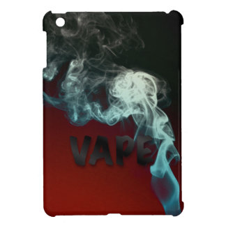 Vapeの黒く赤い雲 iPad Miniケース