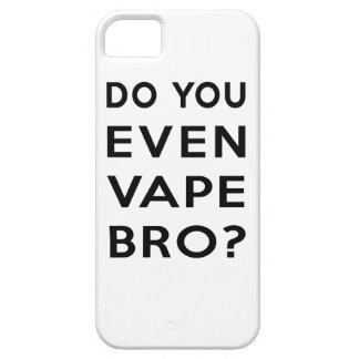 vapeのbroか。 iPhone 5 cover
