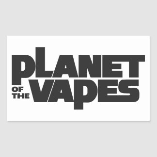 vapesの惑星 長方形シール