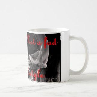 Vapingは流行、それですライフスタイルではないです コーヒーマグカップ