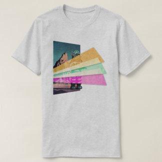 Vaporwaveの宇宙ロボット Tシャツ