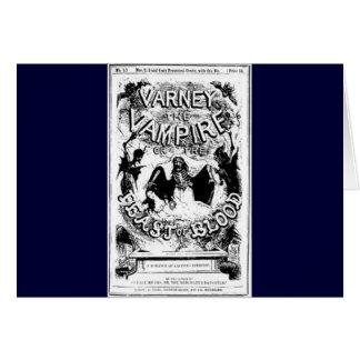 Varneyの吸血鬼 カード