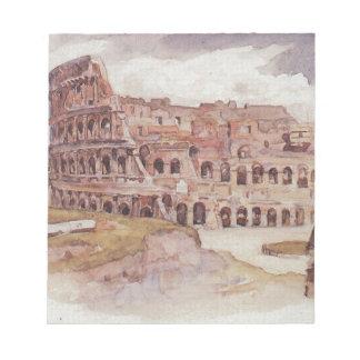 Vasily Surikov著Colosseum ノートパッド