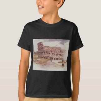 Vasily Surikov著Colosseum Tシャツ