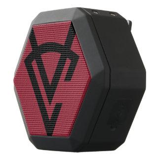 VCバッジのロゴのBoombotのレックスのスピーカー ブラックBluetoothスピーカー