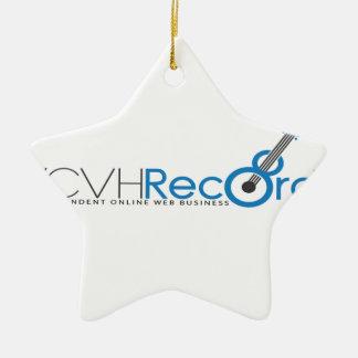 VCVHは衣類を記録します セラミックオーナメント