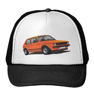 VDUB WagenのゴルフGTI MK1灰色のトラック運転手の帽子 キャップ