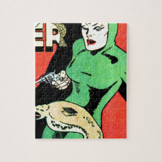 Vedaコブラの女性 ジグソーパズル