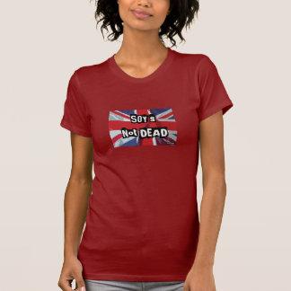 Vegのパンクロックの女性ティー Tシャツ