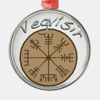 Vegvsirの横木Sigil メタルオーナメント