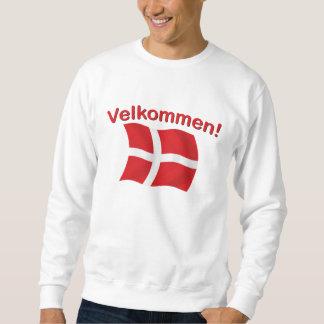 Velkommen - (歓迎) スウェットシャツ