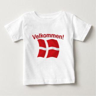 Velkommen - (歓迎) ベビーTシャツ