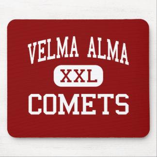 Velmaアルマ-彗星-中間- Velmaオクラホマ マウスパッド