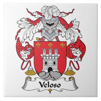 Velosoの家紋 タイル