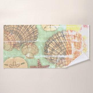 Vendrediの貝殻 バスタオル