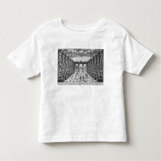 「Venere GelosaのためのジャコモTorelli著ステージ トドラーTシャツ