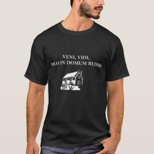 Veni、Vidi、Viciパロディ Tシャツ