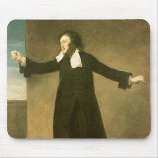 「Veniceの商人のShylockとしてチャールズ マウスパッド